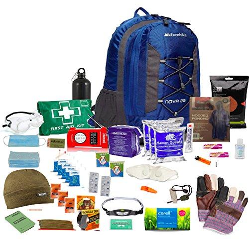 Katastrophen Schutz Rucksack - Bag Safety First