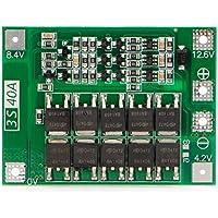 H HILABEE 5Pcs 1S 3A PCB BMS Protection Board Pour 3.7V Batterie Au Lithium-ion