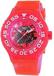 Watch Swatch Scuba Libre SUUP100 DEEP BERRY
