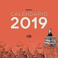 Granica GB00117 - Quino 2019, calendario de pared
