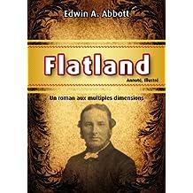 Flatland (Annoté, Illustré) (French Edition)