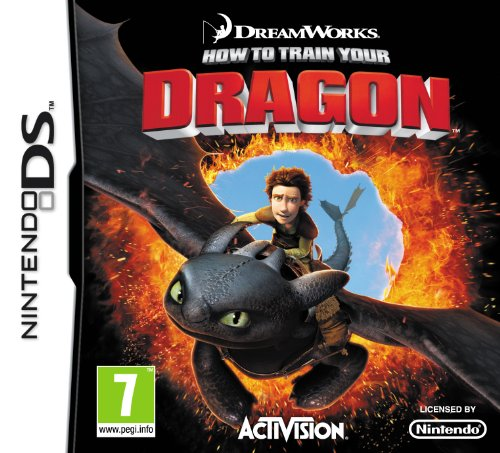 How To Train Your Dragon [UK Import] (A How To Dragon Videospiel Train)
