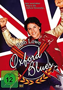 Oxford Blues (Dvd) [Import allemand]