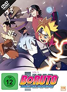 Boruto: Naruto Next Generations, Vol. 5 [3 DVDs]
