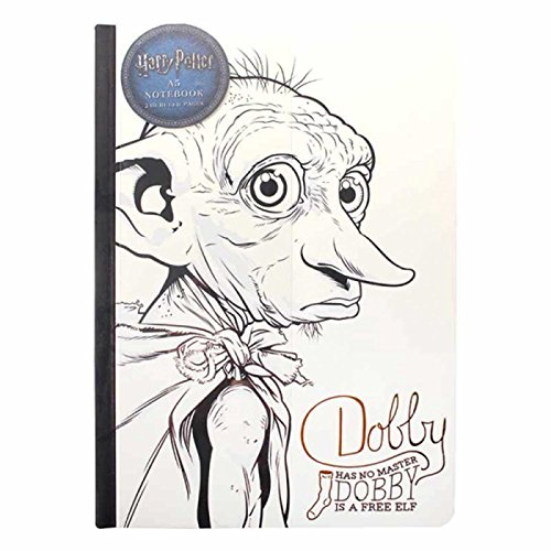 k Dobby is a Free Elf Nue offiziell Weiß 240 Pages A5 ()