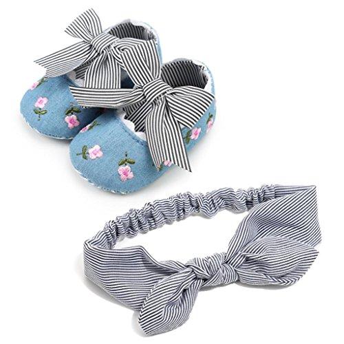 Fossen Bebe Niña Zapatos Recien Nacido Primeros Pasos
