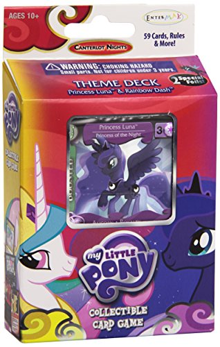 Little Canterlot High My Pony (Enterplay 33210 - My Little Pony Canterlot Nights Theme Deck, Englisch)