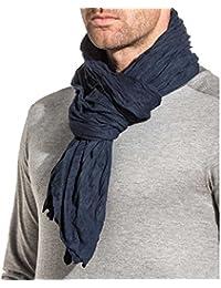 b99700ef57ad Accessoire Top Tendance Chèche Écharpe Foulard Homme Très Doux et Long  Couleur Unie (+30