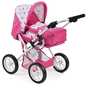 Bayer Chic 2000 560 89 Carrito de muñecas Leni-, Pony & Princess, Princess and Pony