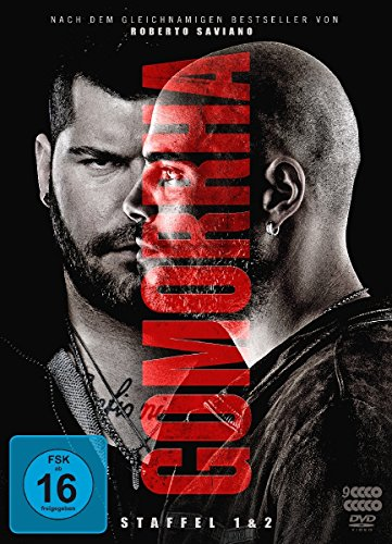 Staffel 1+2 (9 DVDs)