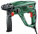 Bosch Bohrhammer PBH 2500 RE (SDS Bohrfutter, Tiefenanschlag, Zusatzhandgriff, Koffer, 600 Watt)