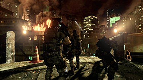 Resident Evil 6 screenshot