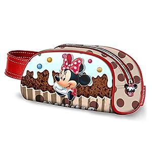 Minnie Mouse – Estuche Portatodo, Multicolor (Karactermania KM-37327)