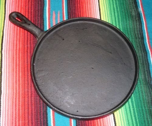 HEAVY DUTY Tortilla Cook Griddle Comal Cast Iron 8 Inch Grill-COMAL 8 INCH by Comal -