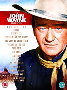 John Wayne: Complete Paramount Collection [DVD]