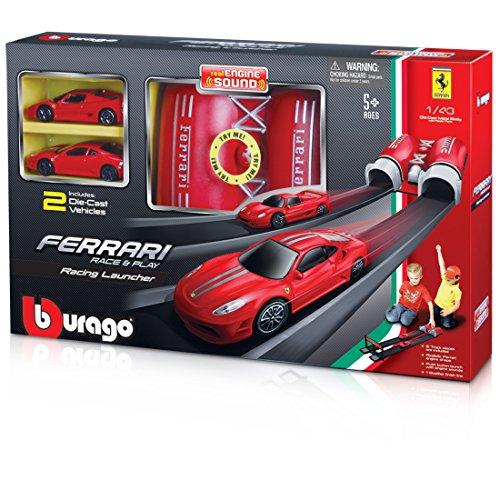 Bburago Ferrari Racing Launcher
