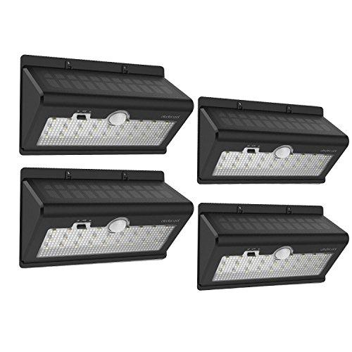 dodocool Solare di 26 LED [4 Pezzi]