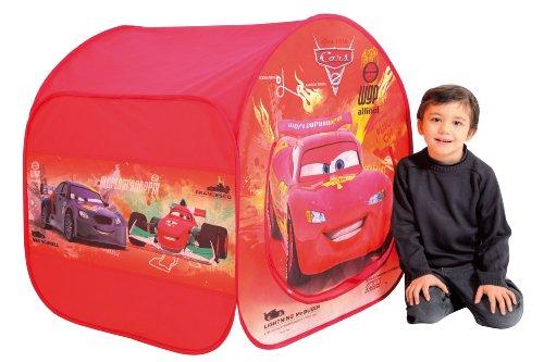 Imagen principal de Disney C732-002 Cars 2 - Tienda de campaña para juegos