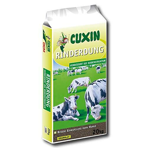 Cuxin - Estiércol vacuno (20 kg)