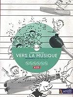Complement CD Vers la musique maternelle (6CD audio) de Léa Schneider