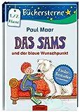 Das Sams und der blaue Wunschpunkt: Mit 16 Seiten Leserätseln und -spielen (Büchersterne)