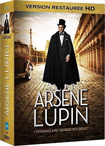 Arsène Lupin - L'intégrale (version restaurée)