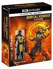 Mortal Kombat Legends : Scorpion's Revenge [Ultimate Edition-4K Ultra HD + Blu-Ray + Figurine]