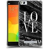 Head Case Designs Love Marble Trend Mix Soft Gel Case for Xiaomi Mi 4c / Mi 4i