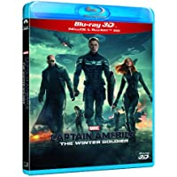 Captain America: The Winter Soldier (Blu-Ray 3D + Blu-ray);Captain America - The Winter Soldier