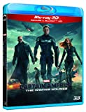 Captain America: The Winter Soldier (Blu-Ray 3D + Blu-ray);Captain America - The Winter Soldier [Standard] [Import italien]