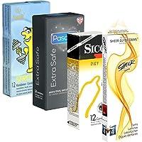 Kondomotheke® Special Gay Pack 2 (Amor, Pasante, Sico, Glyde) - 3x Kondome und 1x Lecktücher für Analverkehr -... preisvergleich bei billige-tabletten.eu