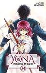 Yona, Princesse de l'Aube, tome 24 par Mizuho