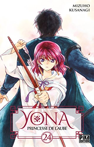 Yona Princesse de l'aube Edition simple Tome 24