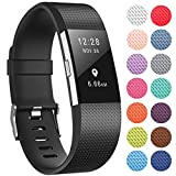 DigiHero For Fitbit Charge 2 Strap, Replacement Accessory Sport Band Strap for Fitbit Charge 2 HR