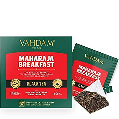 VAHDAM, thé vert matcha au curcuma   Poudre de thé Matcha 100% PURE d'origine japonaise   137x ANTI-OXYDANTS   Booster d'énergie   Thé vert pour la perte de poids et la désintoxication au quotidien