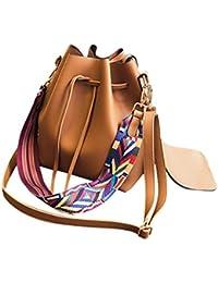 bolsos de las mujeres, FEITONG Nuevo bolso de la mujer Bolsa de hombro Mensajero del Hobo del monedero del bolso de la taleguilla