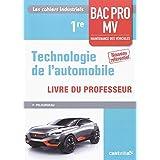 Technologie automobile 1e bac pro maintenance des véhicules professeur 2015