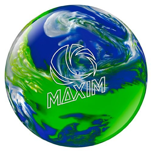 Ebonite Maxim Bowling Ball- Cool Water by Ebonite Bowling Products