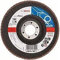Bosch 2 608 607 354 - Disco de láminas - 125 mm, 22,23 mm, 60 (pack de 1)