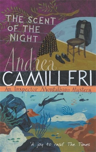 Scent of the Night (Inspector Montalbano mysteries)