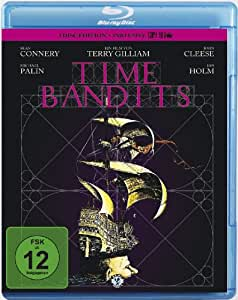Time Bandits  (+ DVD) [Blu-ray]
