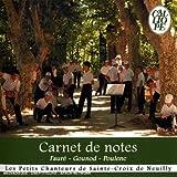 Carnets De Notes
