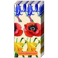 2confezioni di Ihr Emma Bridgewater Paper Pocket Handbag Tissues fiori B
