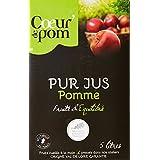 Coeur de Pom Pur Jus de Pommes Multi variétal 5 L