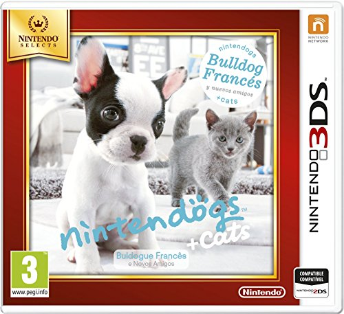 Nintendogs + Gatos: Bulldog