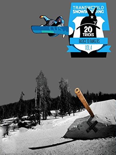 Transworld Snowboarding 20 Tricks, Vol. 4 [OV]