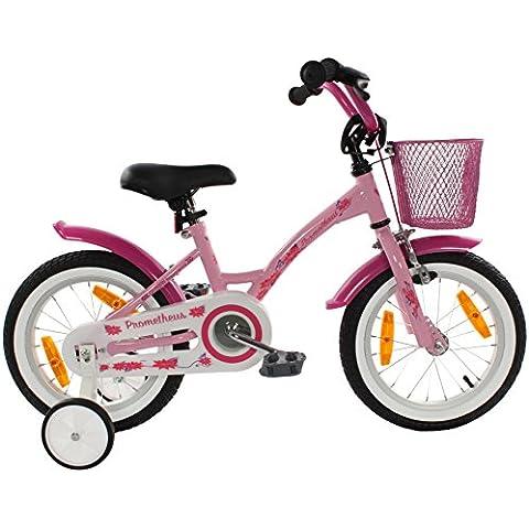 Bicicleta para niños 14 pulgadas (14