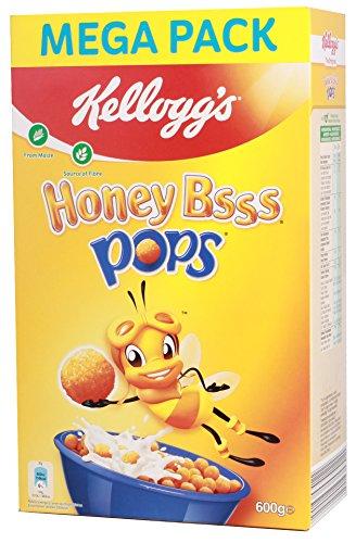 Kellogg's - Honey Bsss Pops Cerealien - 600g