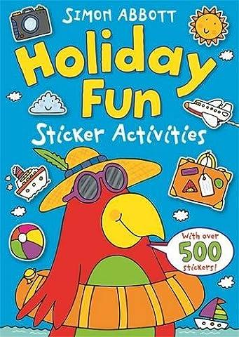 Holiday Fun Sticker Activities