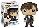 Funko-Pop-Tv-Sherlock-Sherlock-Holmes-Con-Violino-Figurina